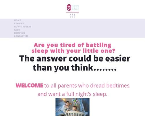 Sleep Like A Baby – Baby & Toddler Sleep Solutions