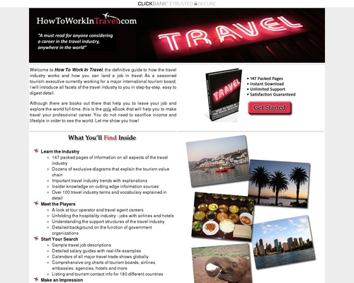 How to Work in Travel – Guide to jobs and careers in travel